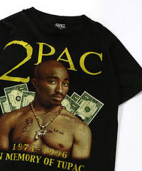 【Used】Hip-Hop T-shirt  2PAC (Hip-Hop7)