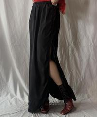 【USED】 Poly Long Skirt/ 210630-022