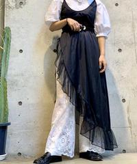 【Used】N/S Diagonal  Long Dress /200828-001