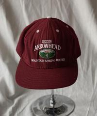【USED】 Baseball Cap ARROWHEAD  /210515-031
