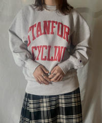 【USED】 90's USA Champion Reverse Weave Sweat STANFORD / 210127-004