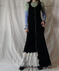 【RE;CIRCLE】 Mellow Spandex N/S Dress④/210324-35