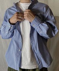 【USED】 Ralph Lauren Stripe Shirt⑤/210520-008