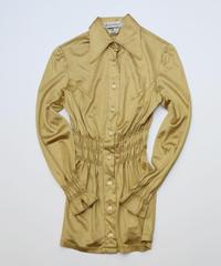 [USED] Long Sleeve Shirt Yellow(AWV17)