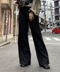 【Used】Jersey Flare  Pants  /200911-002