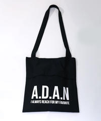 [thinq] A.D.A.N TOTE BAG(Black)