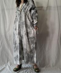 【RE;CIRCLE】 RE Medical Tie Dye L/S Gown /210613-013
