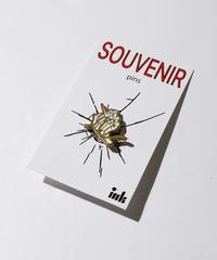 【ink】SOUVENIR PINS HAND /INK BS-05