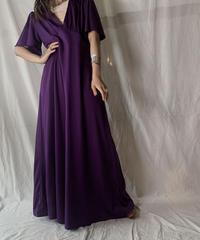 【USED】 EURO Poly Dress①/210630-030