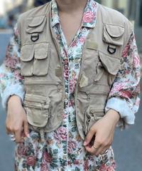 【Used】Fishing Vest  /200531-066
