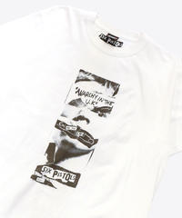 Rock T-Shirt Sex Pistols Anarchy (White)
