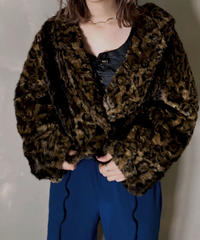 【USED】Fake Fur Jacket / 201114-014