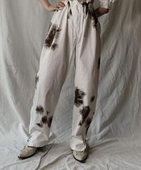 【USED】 Army Snow Pants①/210421-025