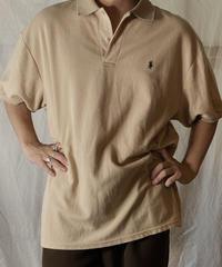 【USED】 Ralph Lauren Poro Shirt/210721-037