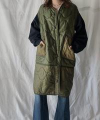 【RE;CIRCLE】 Remake Sweat Sleeve Liner Long Coat① /210210-014