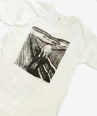 【Used】Art T-shirt Munch (Art9)