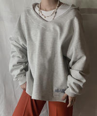 【RE;CIRCLE】Remake Sweat Mexican Parker /210226-020