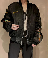 【USED】Souvenir Jacket / 201104-020