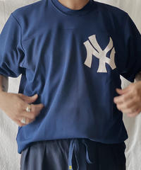 【USED】S/S T-shirt NEW YORK YANKEES ④ /210602-027