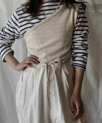 【RE;CIRCLE】  RE Jersey Stitch Knit One Shoulder /210506-047