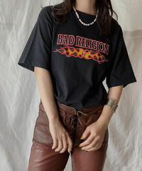 【USED】 S/S T-shirt BAD RELIGION/210526-032