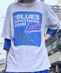 【Used】THE BLUES BROTHERS BAND  T-shirt /200828-014