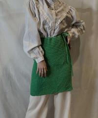 【USED】Crochet Knit Skirt/210217-062