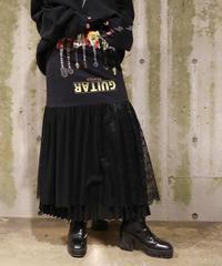 [FURUGI-NI-LACE] 2way Skirt (7)