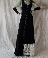 【RE;CIRCLE】 Mellow Spandex N/S Dress③/210324-34