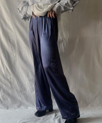 【USED】 Easy Satin Pants /210303-038