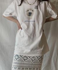 【USED】S/S T-shirt DOG④ /210604-009