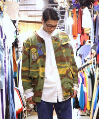 [USED] ARMY JACKET CAMO