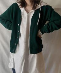 【USED】 Acrylic Knit Cardigan⑥ /210303-012