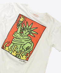 【Used】Art T-shirt Keith (Art10)