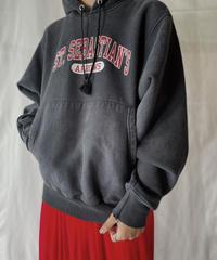 【USED】  Champion Reverse Weave Hoodie ST.SEBASTIANS/210902-009