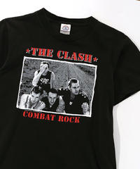 【Used】PunkT-shirt The Clash  (Punk3)