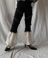 【RE;CIRCLE】 RE Mellow Pants③/210414-011