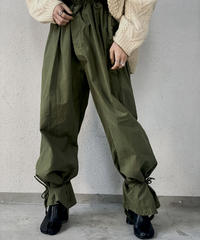 【USED】 Dyed Army Snow Pants / 210106-012