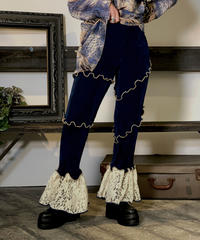 【RE;CIRCLE】Mellow  Pants /201011-059