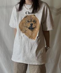【USED】S/S T-shirt DOG⑧/210604-019