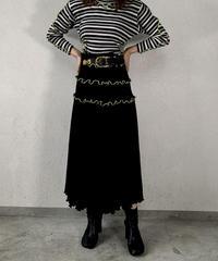 【RE;CIRCLE】 Mellow  Knit Skirt ③ / 210106-024