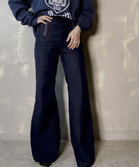 【USED】 Flared Pants ⑧ / 201121-012