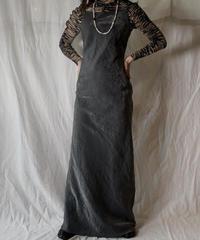 【USDE】 Klinkle Shiny Camisole Dress/210324-36