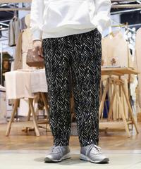 【FAG END】Jacquard Pants