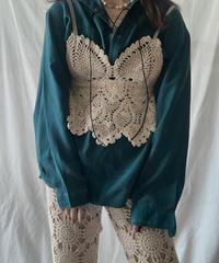 【RE;CIRCLE】 RE Crochet Bustier①/210611-010