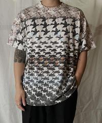 【USED】 S/S T-shirt M.C.Escher⑩/210617-045