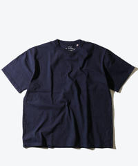 【MAX WEIGHT JERSEY】Short Sleeve T-shirt  (Navy)