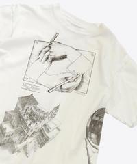 【Used】Art T-shirt Escher (Art2)