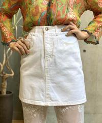 【Used】Denim Mini  Skirt  /200804-024