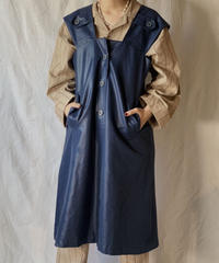 【RE;CIRCLE】 Remake Trench Dress /210318-003